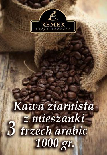 kawa-ziarnista-arabika-remex-caffe-trzech-1000gram_1