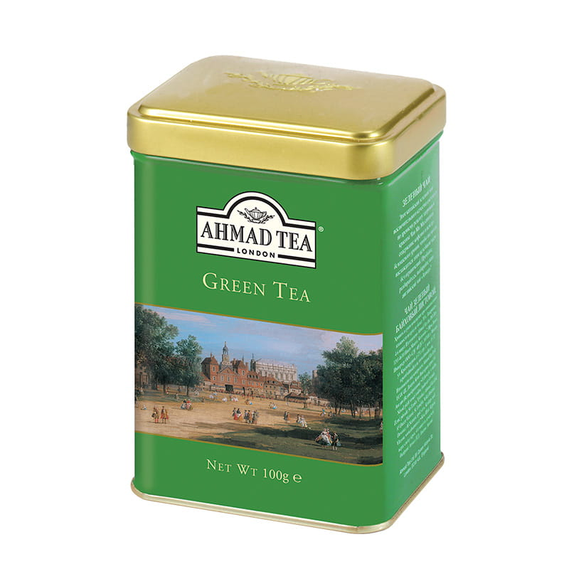Herbata Green Tea – Puszka 100g