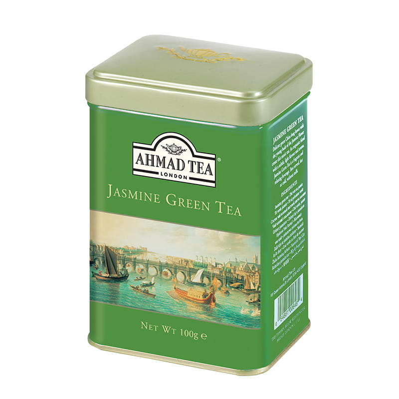 Herbata Jasmine Green Tea – Puszka 100g