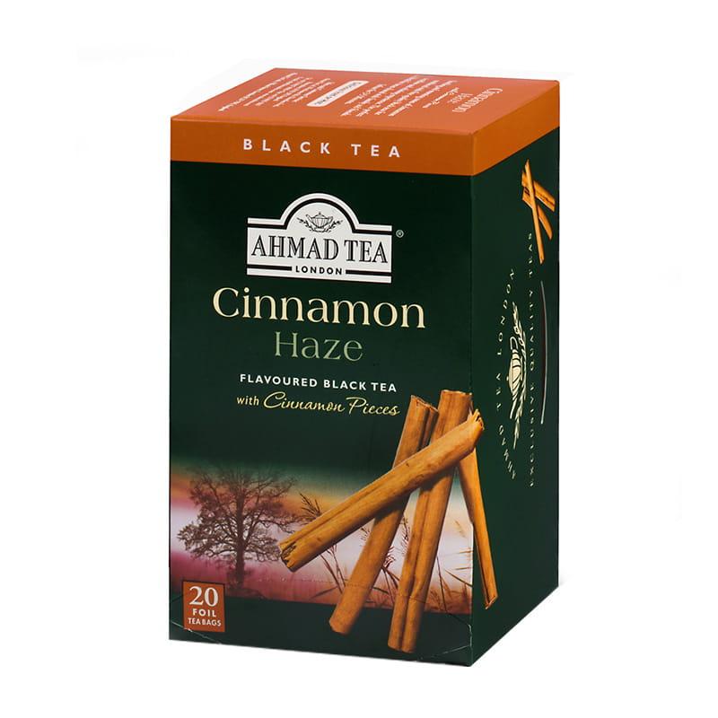 Herbata czarna smakowa – Cynamon