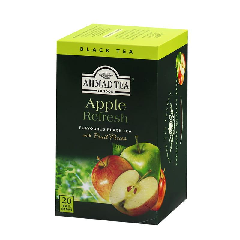 Herbata czarna smakowa – Jabłko (20 sztuk)