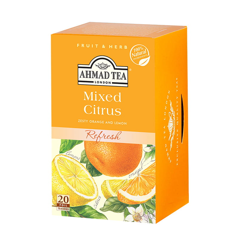 Napar z owoców cytrusowych – Mixed Citrus